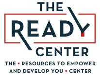 The READY Center logo
